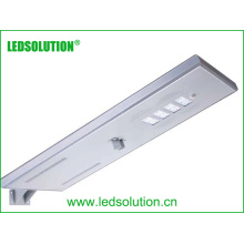 40W LED Integrated Solar Panel Solar Street Light