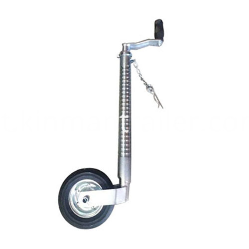Kmtj2101 Serrated Trailer Jockey Wheel