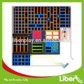 Factory-Preis Outdoor & Indoor großen Sprung Trampolin Park zum Verkauf, Sprung Trampolin für Vergnügungspark