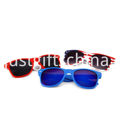 Flag Printing Sunglasses