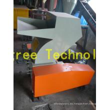 Trituradora de productos de desecho de plástico, trituradora de reciclaje