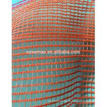 Red anti de la reducción del viento de la red del cortavientos del HDPE para la construcción