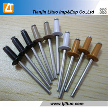 Rivets en aluminium pour meubles Tianjin Fabricant