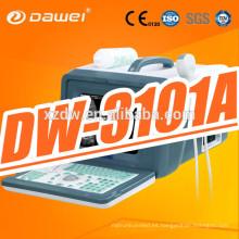 Precio barato máquina de ultrasonido portátil de buena calidad y B / W precio escáner de ultrasonido DW-3101A en oferta la mejor venta