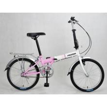 Beautiful Single Speed Folding Bicycles (FP-FDB-D002)