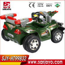 Battery function children's Ride on big car with musics and sounds child electric car HT-99832