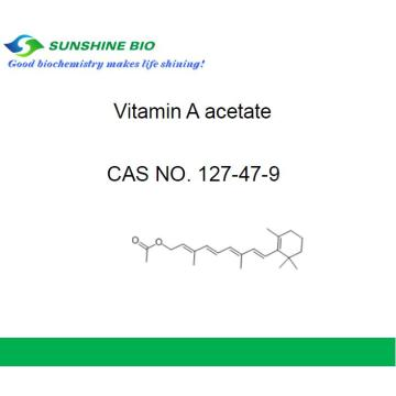 Acetato de vitamina A CAS NO 127-47-9