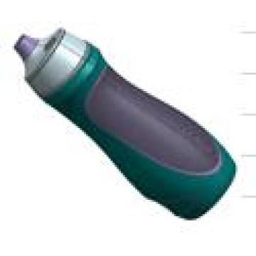Logotipo de joyshaker de garrafa de água de 600 ml, garrafa de água joyshaker, garrafa de esportes