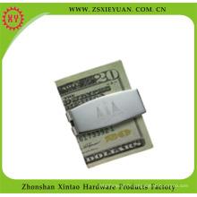 Acier inoxydable OEM / ODM Money Clip (XY-Hz1016)
