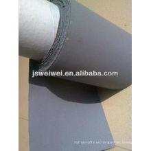 telas de fibra de vidrio recubiertas de silicona con revestimiento de silicona y fibra de vidrio