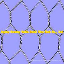 Hexagonal Gabion Wire Netting / Hexagonal Wire Netting / Gabion Mesh ----- Anping 30 ans d'usine