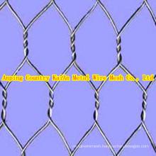 Galvanized Hexagonal Wire Mesh, PVC coated Hexagonal Wire Mesh ----- 34 years facyory