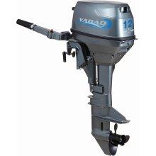 Beliebte Modelle Yadao Verkauf 12HP 2 Strich Außenbord Bootsmotoren