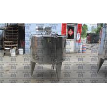 Prix usine 50L-1000L Prix de la machine à chauffer / fondre / tremper le chocolat industriel en acier inoxydable