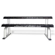 Китай Производитель фитнес-оборудования гантели стойки (XR9908)