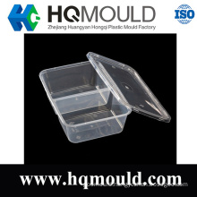2 Parts Plastic Thin Wall Container Mold