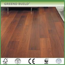 Una variedad de pisos de madera usados para la venta