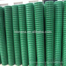 1/2 X 1/2 PVC Coated Galvanized Welded Wire Mesh Price