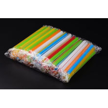 White & Gold Twinkle Little Star Paper Party Drinking Straw