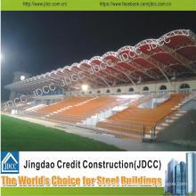Prefabricated Light Steel Structure Stadium Bleachers