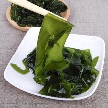 Flocos de salada de alga marinha chinesa wakame