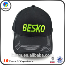 Haixing Cotton Baseball Hat with embroidery logo