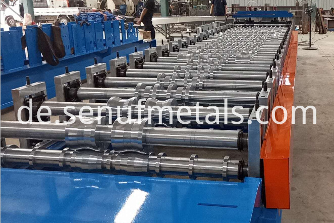 Main Roll Forming