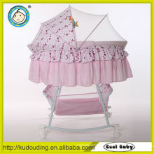 China supplier baby swing bed