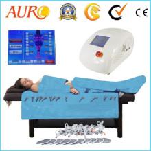 3 en 1 equipo de masaje infrarrojo de presoterapia con EMS