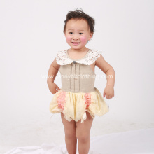 2018 New Design Baby Clothes Baby Girls Romper