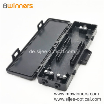 2 Port Wallmount Fiber Termination Box