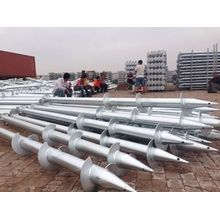 Südkorea Solar Energy Ground Screw Pile
