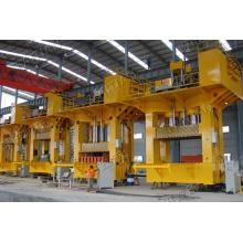 2000tons SMC Moulding Hydraulic Press
