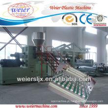 Extrusora de plástico de folha de TPU de certificação CE Alemanha qualidade