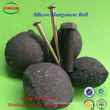 Fabricantes de manganeso ferro, bola de manganeso de silicio