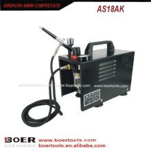 Airbrush Compressor Kit mini compressor de ar portátil mini compressor