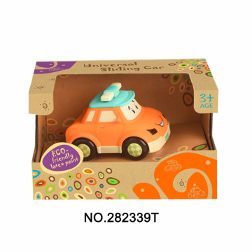 Cartoon Taxi W / Light & Music Child Car Toys