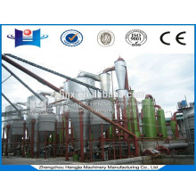 Green environment small biomass gasifier
