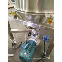 2017 LS series Auger feeder, SS 4 grain auger, GMP food grade auger