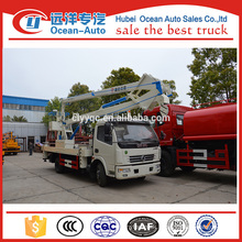 Dongfeng DLK 18m access working vehicle with high quality and good price