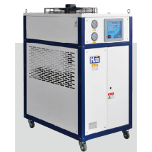 Industrial chiller for injection factory