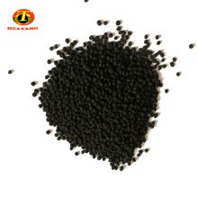 charbon actif sphérique à base de charbon pour aquarium et aquaculture