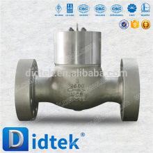 Alta calidad Medium Pressure silenciador doble válvula de retención ansi