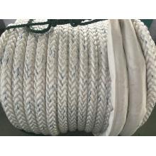 12 -Strand Chemical Fiber Ropes Mooring Rope Polypropylene, Polyester Mixed, Nylon Rope