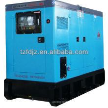 CE approuvé 500Kva type silencieux générateurs diesel scania modèle moteur DC13 073A