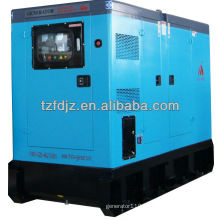 CE Approved 500Kva silent type scania diesel generators model engine DC13 073A