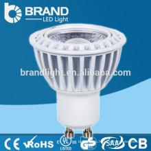 Алюминий 5W водить cob прожектор, COB Gu10 Светодиодный прожектор, CE RoHS
