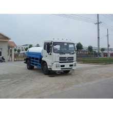 New Dongfeng 10000L hot oil trucks for sale