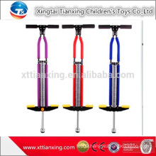 2015 promotional children pogo jumping toys, self-assembly toys for kids