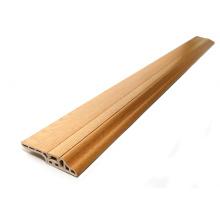 Cores de placas de contorno do PVC do assoalho de 70mm várias disponíveis